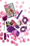 Fantastic Purple - sex toy kit