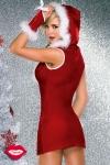 Robe de Mère Noël Lady Hood