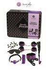 Kit BDSM 8 pièces - violet