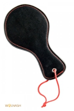 Mini tapette cuir