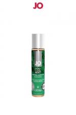 Lubrifiant aromatisé menthe 30 ml