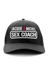 Casquette Sex Coach - Jacquie et Michel
