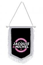 Fanion Jacquie & Michel