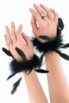 Menottes à plumes - Sweet Caress