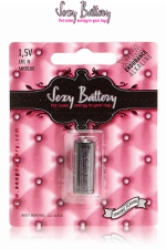 Sexy battery - Pile LR1 : 1 pile Sexy Battery de type LR1 pour faire fonctionner vos sextoys.